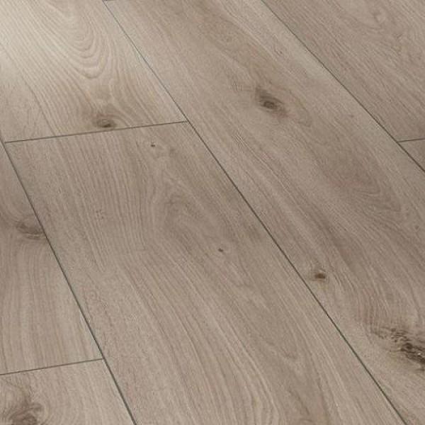 Виниловая плитка Дуб Скайлайн серый браш.