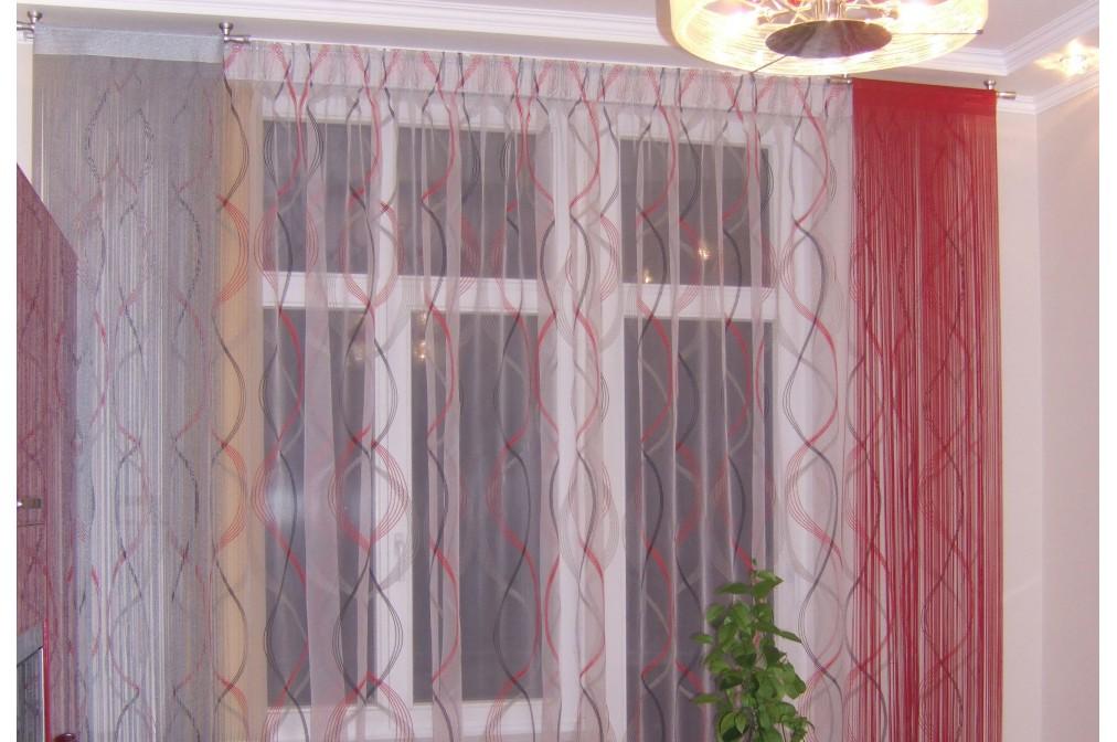 Нитиевые шторы