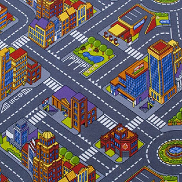 Ковролин Ideal BIG CITY 3м