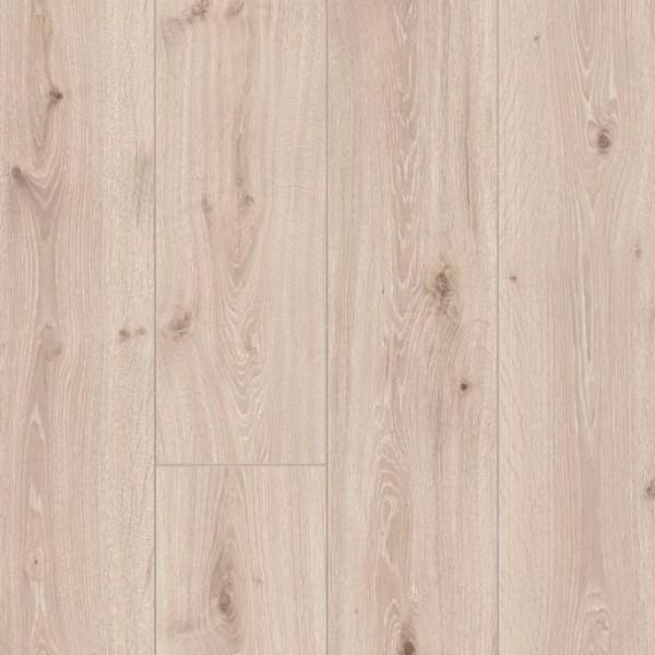 Ламинат Дуб кастелл белый