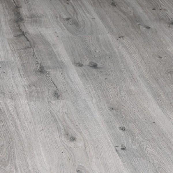 Ламинат Дуб мистраль серый
