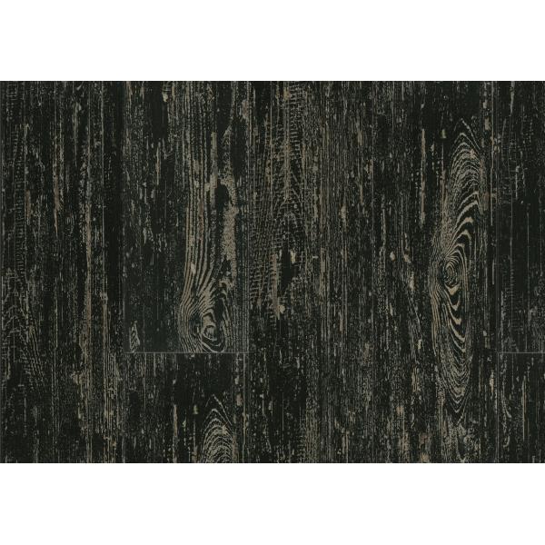 Виниловая плитка LG Decotile Сосна окрашенная черная GSW 2367