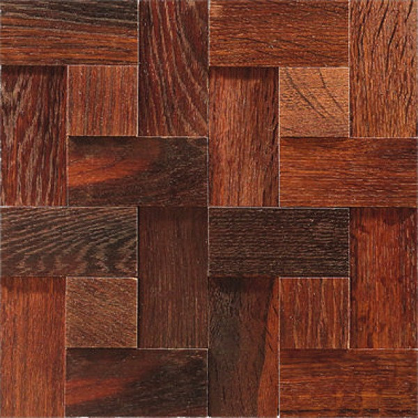 Деревянная Мозаика Enfasi Thermo Wood Дуб