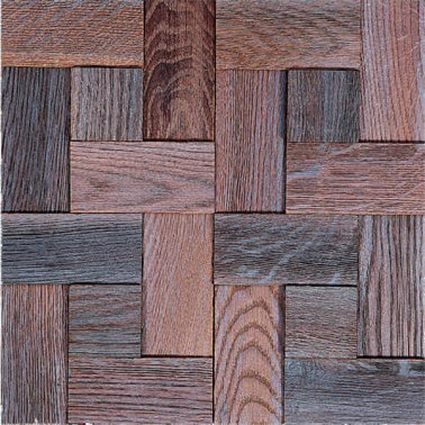 Деревянная Мозаика Enfasi Thermo Wood Дуб Ice