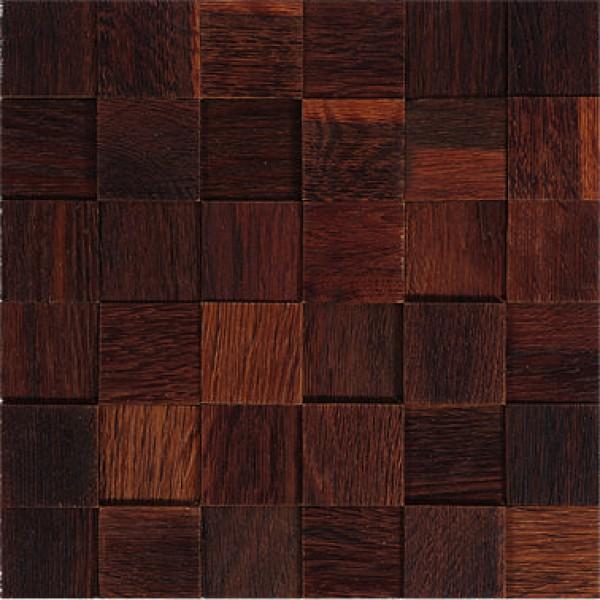 Деревянная Мозаика Tessera Thermo Wood Brushed Дуб