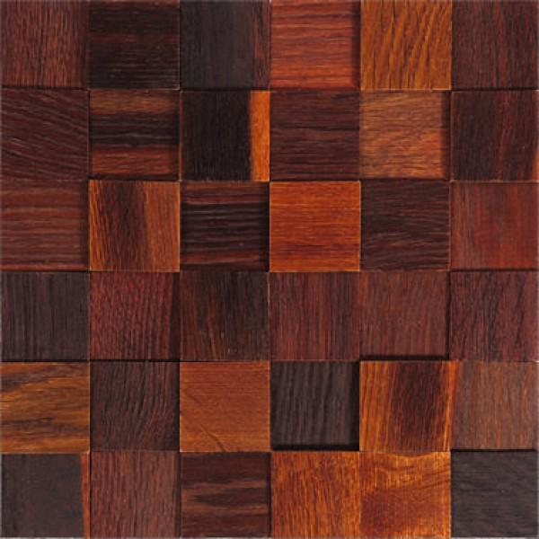 Деревянная Мозаика Tessera Thermo Wood Дуб