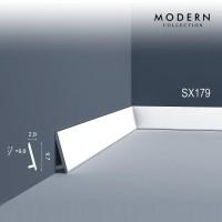 Плинтус Orac Modern SX179