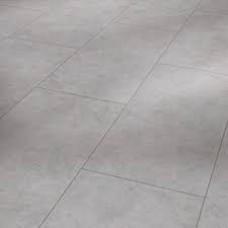 Виниловая плитка Бетон серый
