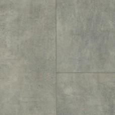Виниловая плитка Бетон темно-серый