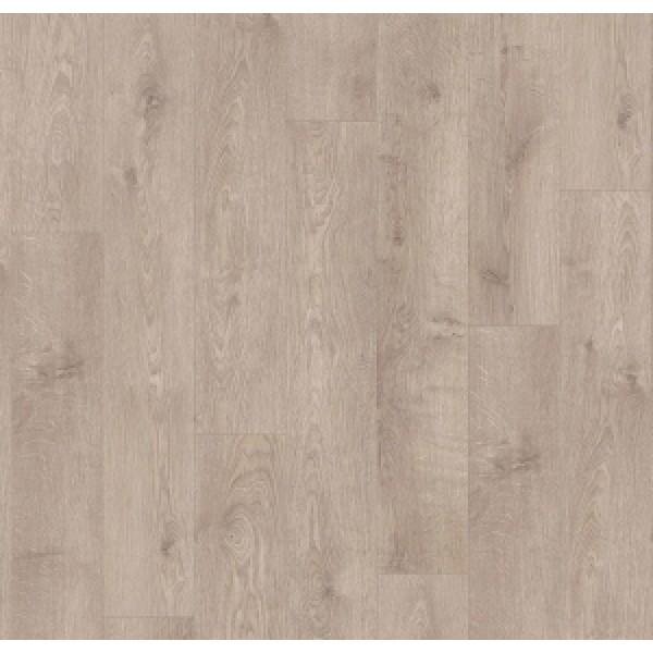 Виниловая плитка Дуб жемчуг, буро-серый