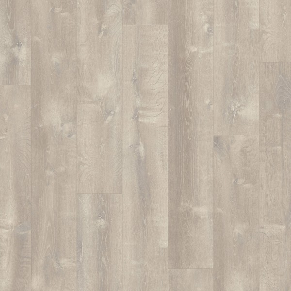 Виниловая плитка Дуб песчаная буря, теплый серый