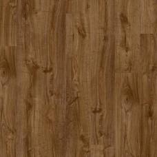 Виниловая плитка Дуб осень, коричневый