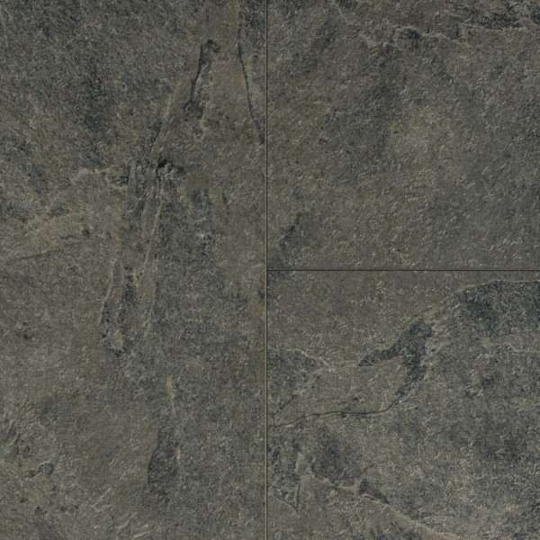 Виниловая плитка Black slate