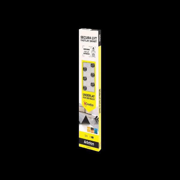Подложка для LVT ARBITON SECURA FASTLAY SMART 1мм
