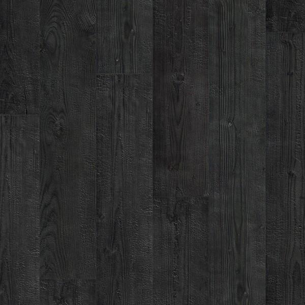 Ламинат Дуб черная ночь