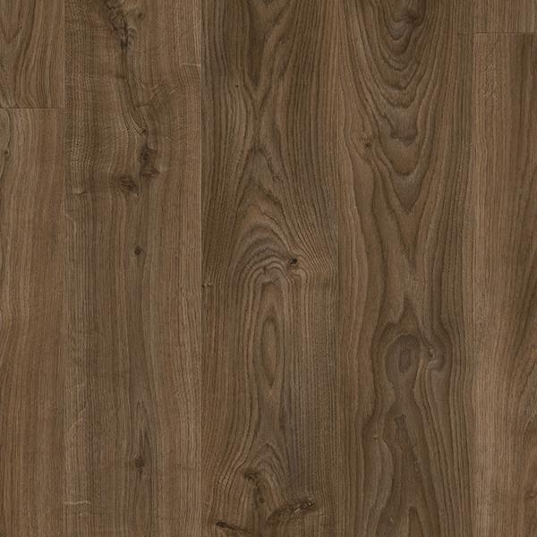 Виниловая плитка Дуб каньон, коричневый