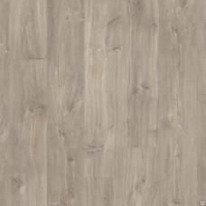 Виниловая плитка Дуб каньон, серый, пиленый