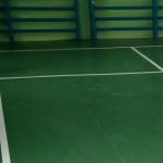 Спортивный линолеум для спортзалов