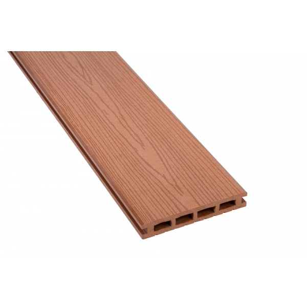 Террасная доска Polymer & Wood  Premium  Мербау