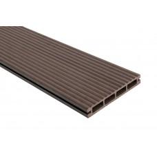 Террасная доска Polymer & Wood Lite Венге